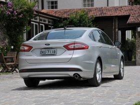 Ver foto 3 de Ford Fusion Brasil 2014