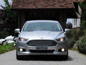 Ver foto 2 de Ford Fusion Brasil 2014