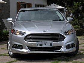 Ver foto 23 de Ford Fusion Brasil 2014