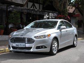 Ver foto 22 de Ford Fusion Brasil 2014