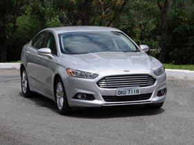 Ver foto 20 de Ford Fusion Brasil 2014