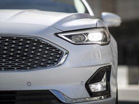 Ver foto 5 de Ford Fusion Energi 2018