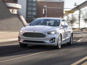 Ver foto 4 de Ford Fusion Energi 2018