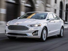 Ver foto 1 de Ford Fusion Energi 2018