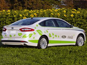 Ver foto 8 de Ford Fusion Energi Coca Cola Plantbottle Research Vehic 2013