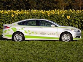Ver foto 5 de Ford Fusion Energi Coca Cola Plantbottle Research Vehic 2013