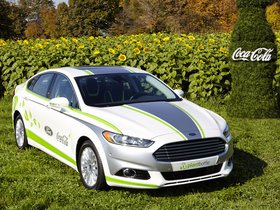 Ver foto 4 de Ford Fusion Energi Coca Cola Plantbottle Research Vehic 2013