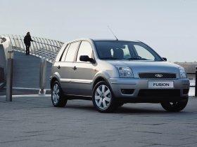 Ver foto 26 de Ford Fusion Europe 2002