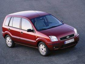 Ver foto 25 de Ford Fusion Europe 2002