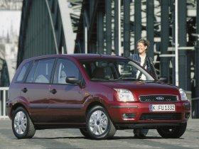 Ver foto 21 de Ford Fusion Europe 2002