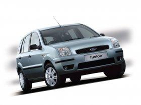 Ver foto 36 de Ford Fusion Europe 2002