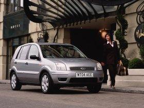 Ver foto 17 de Ford Fusion Europe 2002