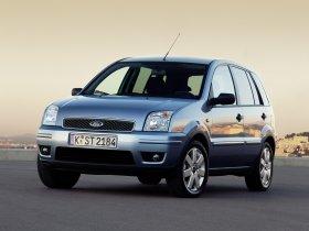 Ver foto 16 de Ford Fusion Europe 2002
