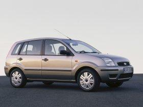 Ver foto 14 de Ford Fusion Europe 2002