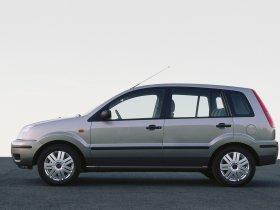 Ver foto 11 de Ford Fusion Europe 2002