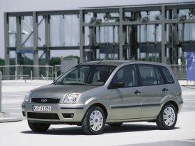 Ver foto 10 de Ford Fusion Europe 2002