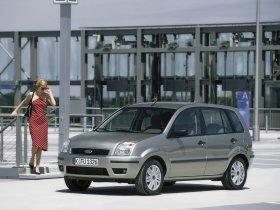 Ver foto 9 de Ford Fusion Europe 2002