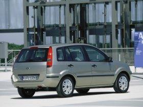 Ver foto 8 de Ford Fusion Europe 2002