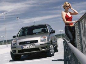 Ver foto 7 de Ford Fusion Europe 2002