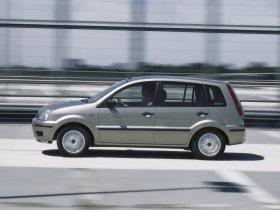 Ver foto 6 de Ford Fusion Europe 2002