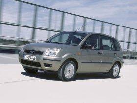 Ver foto 5 de Ford Fusion Europe 2002