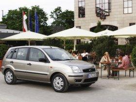 Ver foto 4 de Ford Fusion Europe 2002