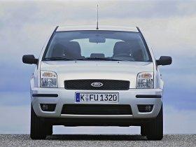 Ver foto 3 de Ford Fusion Europe 2002
