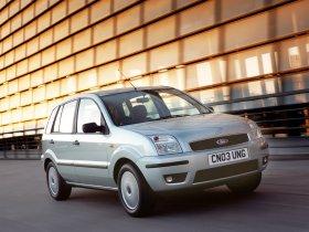 Ver foto 2 de Ford Fusion Europe 2002
