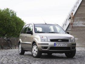 Ver foto 1 de Ford Fusion Europe 2002