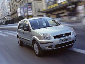 Ver foto 34 de Ford Fusion Europe 2002