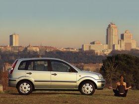 Ver foto 30 de Ford Fusion Europe 2002