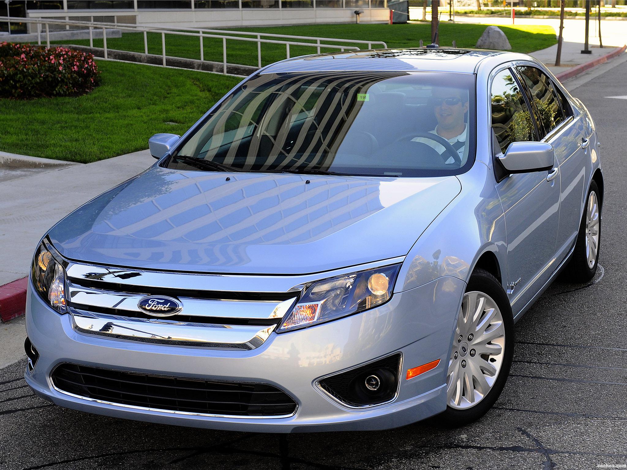 Foto 0 de Ford Fusion Hybrid USA 2009