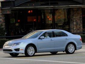 Ver foto 4 de Ford Fusion Hybrid USA 2009