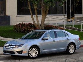 Ver foto 3 de Ford Fusion Hybrid USA 2009
