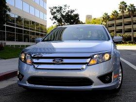 Ver foto 2 de Ford Fusion Hybrid USA 2009