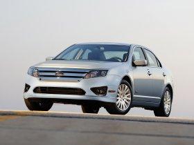 Ver foto 9 de Ford Fusion Hybrid USA 2009