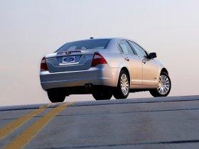 Ver foto 8 de Ford Fusion Hybrid USA 2009