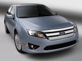 Ver foto 6 de Ford Fusion Hybrid USA 2009