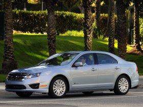 Ver foto 5 de Ford Fusion Hybrid USA 2009