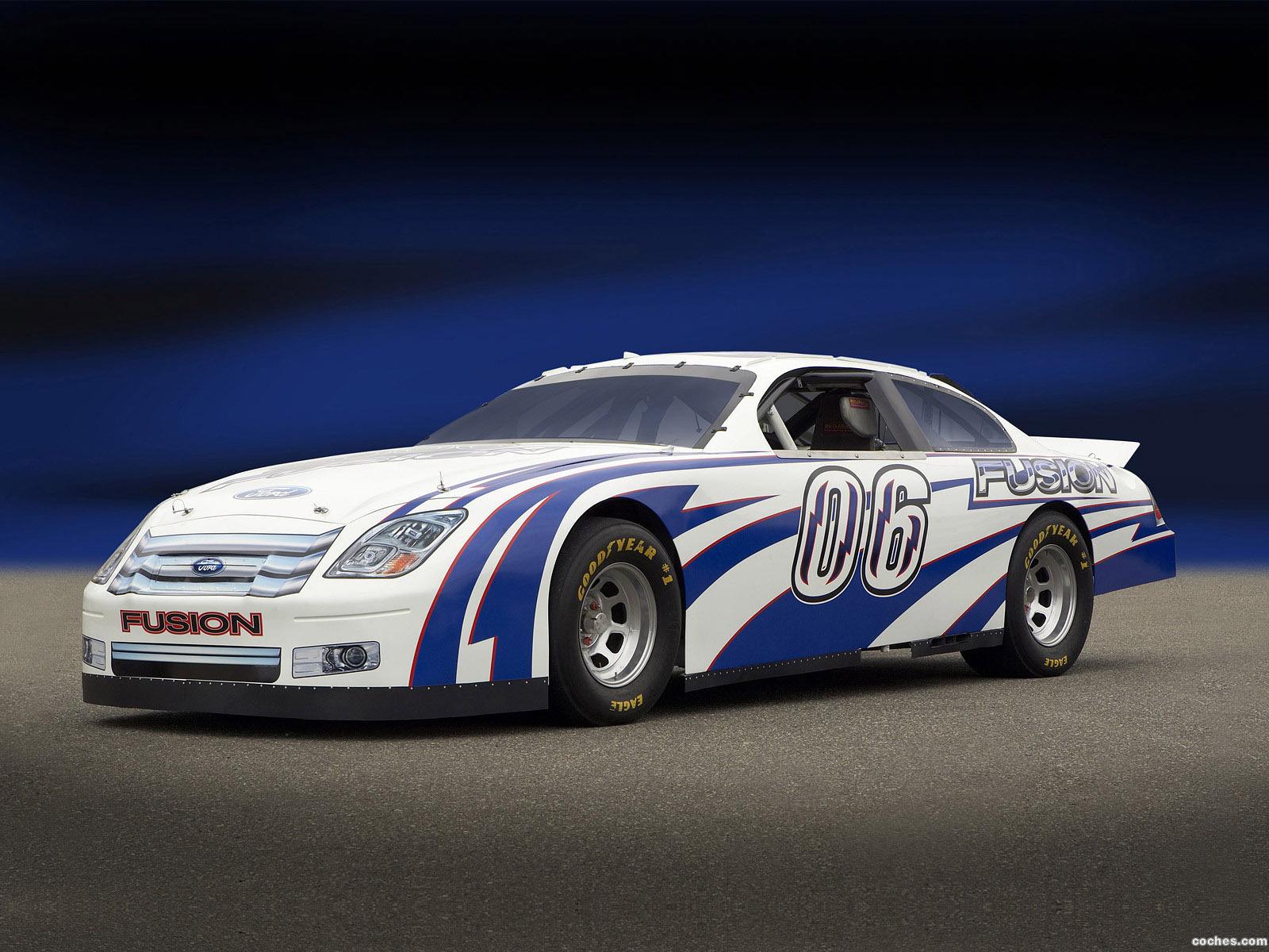 Foto 0 de Ford Fusion NASCAR 2006