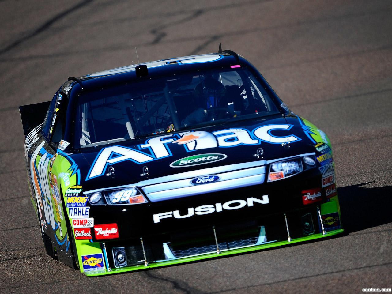 Foto 11 de Ford Fusion NASCAR Sprint Cup Series Race Car 2012