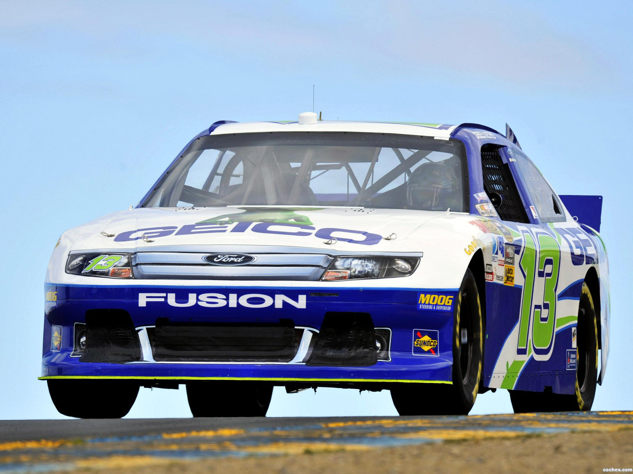 Foto 0 de Ford Fusion NASCAR Sprint Cup Series Race Car 2012