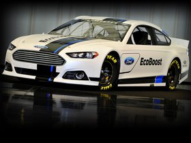 Ver foto 4 de Ford Fusion NASCAR 2012