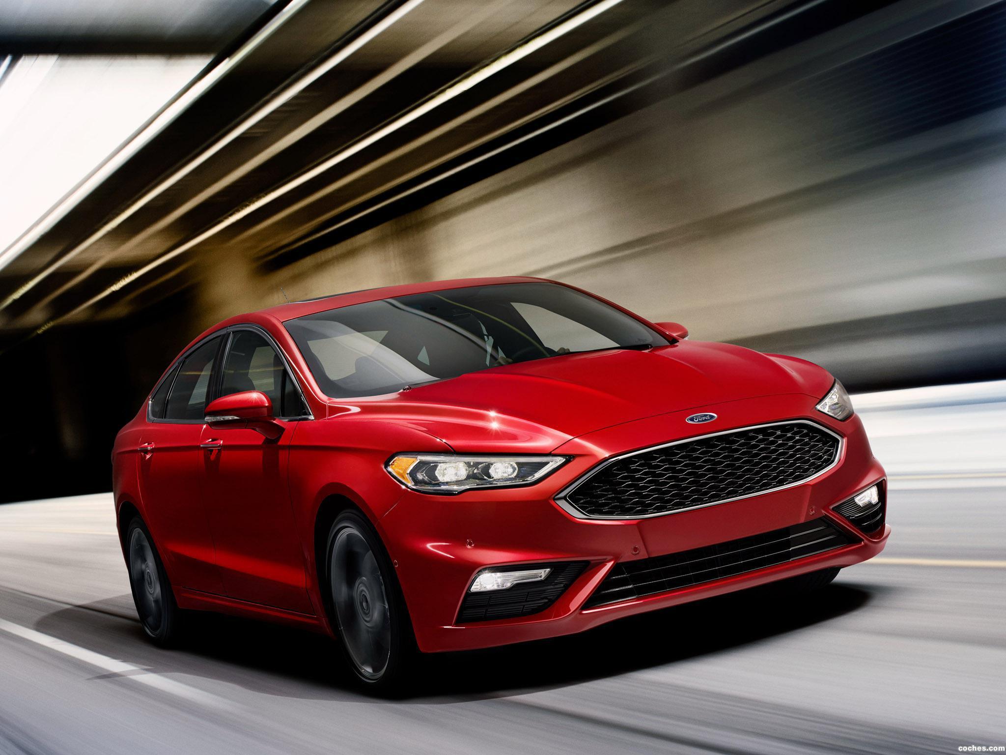 Foto 0 de Ford Fusion Sport 2016