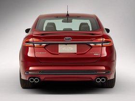 Ver foto 6 de Ford Fusion Sport 2016