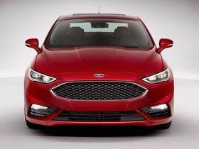 Ver foto 3 de Ford Fusion Sport 2016