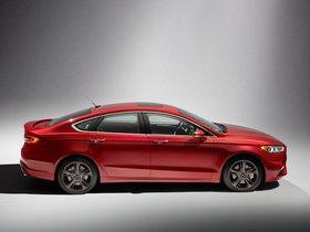 Ver foto 2 de Ford Fusion Sport 2016