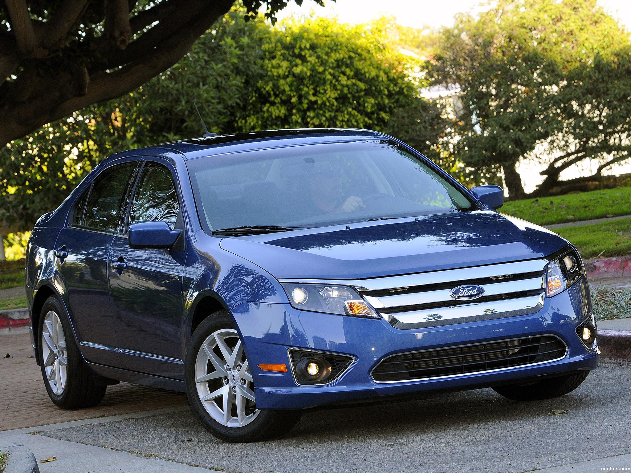 Foto 0 de Ford Fusion Sport USA 2010