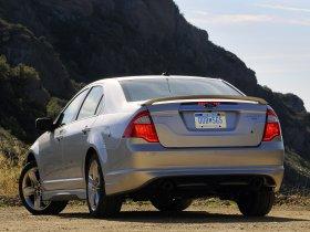 Ver foto 4 de Ford Fusion Sport USA 2010