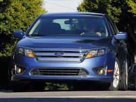 Ver foto 2 de Ford Fusion Sport USA 2010